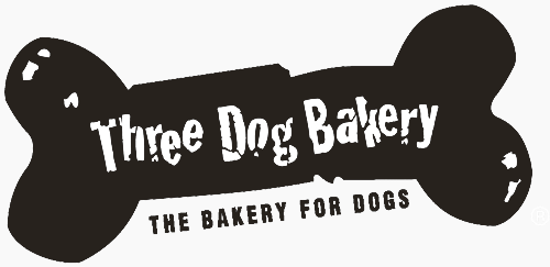 three dog logo